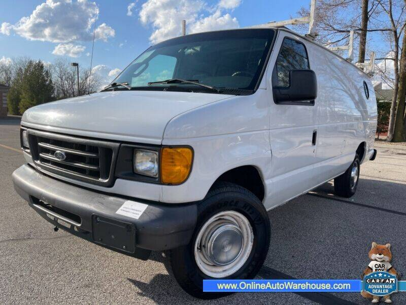 2006 Ford E-Series Cargo for sale at IMPORTS AUTO GROUP in Akron OH