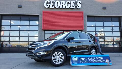 2016 Honda CR-V for sale at George's Used Cars - Pennsylvania & Allen in Brownstown MI