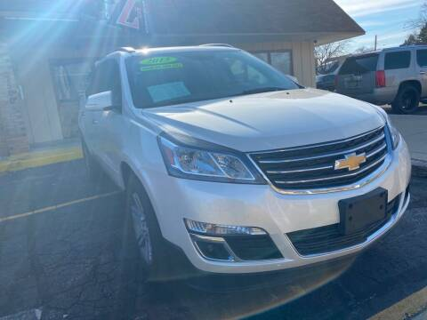 2015 Chevrolet Traverse for sale at Zs Auto Sales in Kenosha WI