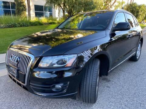 2009 Audi Q5 for sale at Donada  Group Inc in Arleta CA