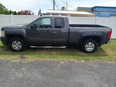 2011 Chevrolet Silverado 1500 for sale at John Lombardo Enterprises Inc in Rochester NY