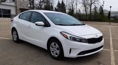 2018 Kia Forte for sale at J & J Used Auto in Jackson MI