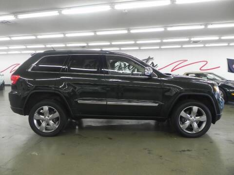 2011 Jeep Grand Cherokee for sale at 121 Motorsports in Mount Zion IL
