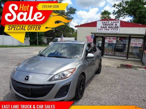 2011 Mazda MAZDA3 for sale at EAST LAKE TRUCK & CAR SALES in Holiday FL