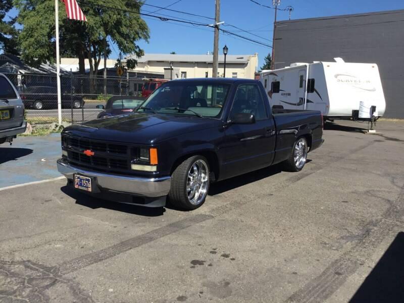 1994 Chevrolet C/K 1500 Series for sale at Longoria Motors in Portland OR