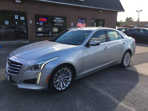 2015 Cadillac CTS for sale at Bankruptcy Car Financing in Norfolk VA