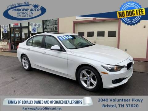 2013 BMW 3 Series for sale at PARKWAY AUTO SALES OF BRISTOL in Bristol TN
