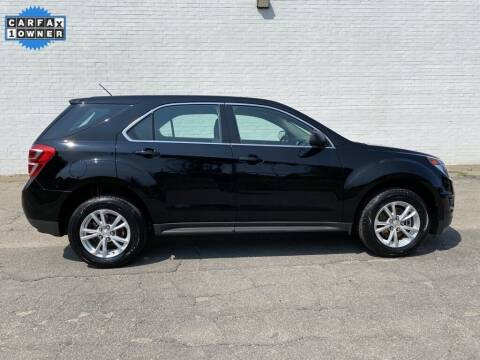 2017 Chevrolet Equinox for sale at Smart Chevrolet in Madison NC