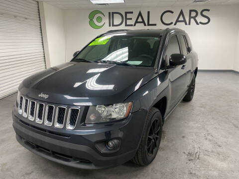 2014 Jeep Compass for sale at Ideal Cars Apache Junction in Apache Junction AZ
