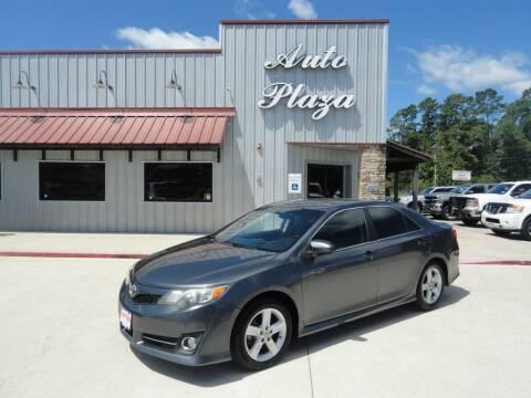 2013 Toyota Camry for sale at Grantz Auto Plaza LLC in Lumberton TX