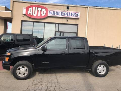 2005 Chevrolet Colorado for sale at Auto Wholesalers Of Hooksett in Hooksett NH