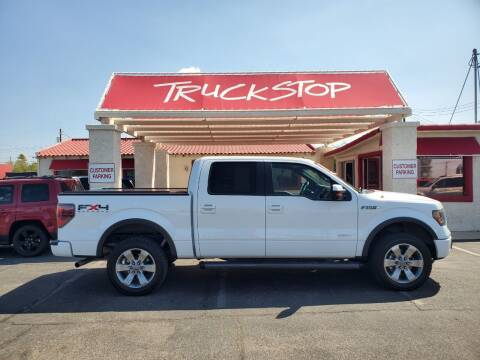 2011 Ford F-150 for sale at TRUCK STOP INC in Tucson AZ