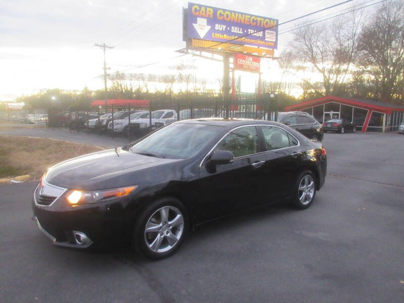 2011 Acura TSX for sale at Car Connection in Little Rock AR