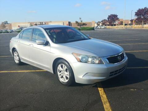 2010 Honda Accord for sale at Viking Auto Group in Bethpage NY