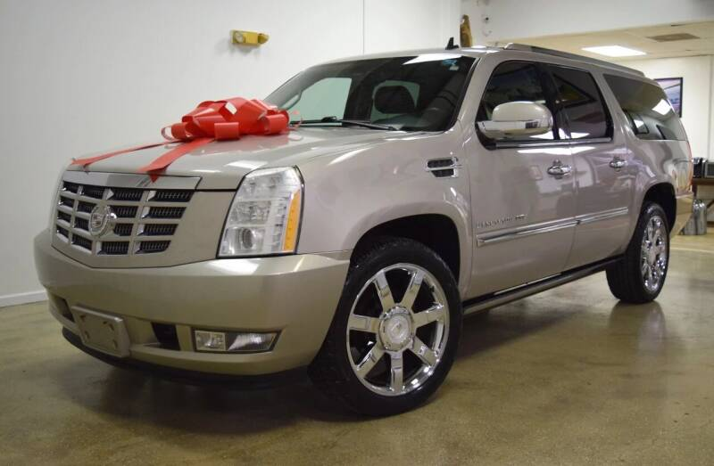2008 Cadillac Escalade ESV for sale at Thoroughbred Motors in Wellington FL