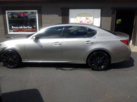 2015 Lexus GS 350 for sale at Bonney Lake Used Cars in Puyallup WA