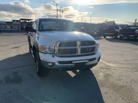 2004 Dodge Ram Pickup 2500 for sale at ALASKA PROFESSIONAL AUTO in Anchorage AK