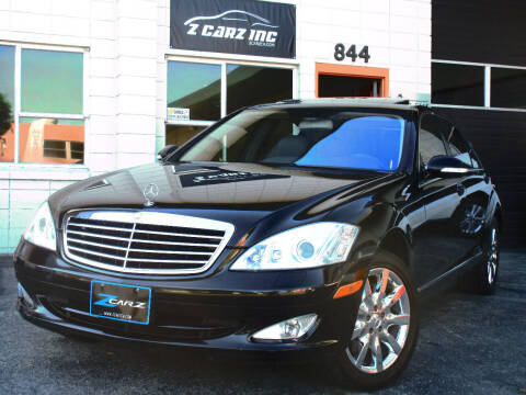 2007 Mercedes-Benz S-Class for sale at Z Carz Inc. in San Carlos CA