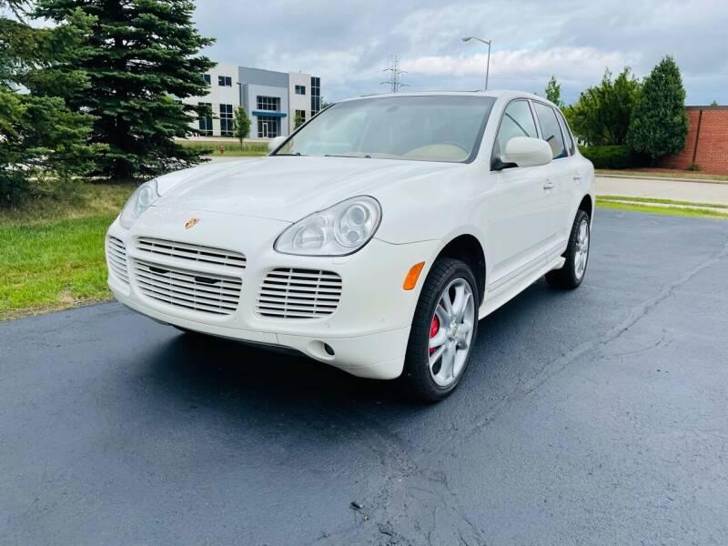 2006 Porsche Cayenne for sale at Scott's Automotive in West Allis WI