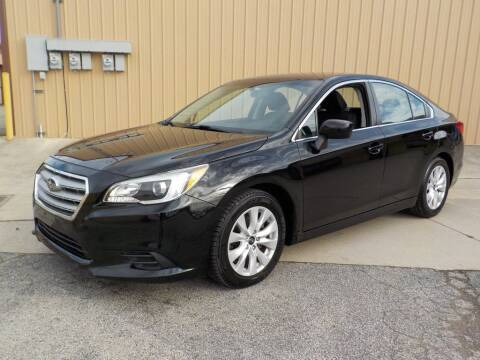 2016 Subaru Legacy for sale at Automotive Locator- Auto Sales in Groveport OH
