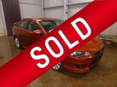 2011 Mitsubishi Lancer for sale at East Coast Auto Source Inc. in Bedford VA