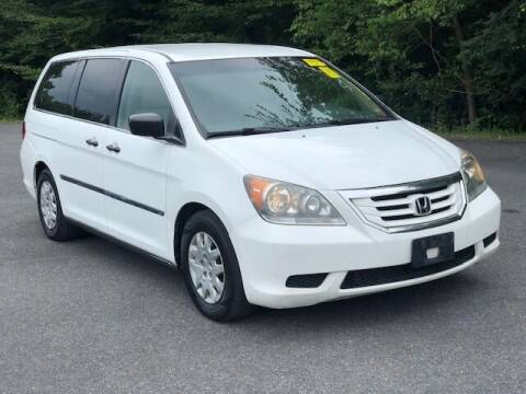 2009 Honda Odyssey for sale at MOUNT EDEN MOTORS INC in Bronx NY