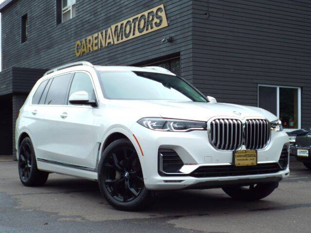 2019 BMW X7 for sale at Carena Motors in Twinsburg OH