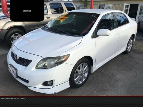 2010 Toyota Corolla for sale at Auto Emporium in Wilmington CA