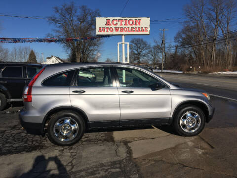 2007 Honda CR-V for sale at Action Auto Wholesale in Painesville OH
