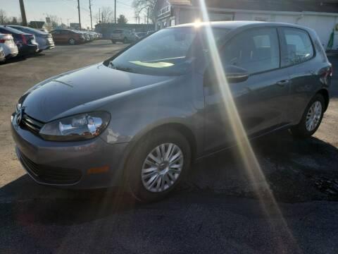 2011 Volkswagen Golf for sale at Nonstop Motors in Indianapolis IN