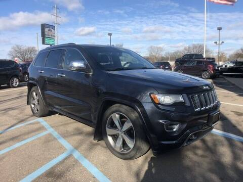 2015 Jeep Grand Cherokee for sale at SOUTHFIELD QUALITY CARS in Detroit MI
