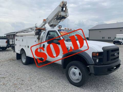 2008 Ford F-450 Super Duty for sale at Signature Truck Center in Lake Village IN