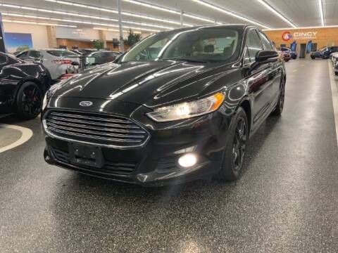 2013 Ford Fusion for sale at Dixie Imports in Fairfield OH