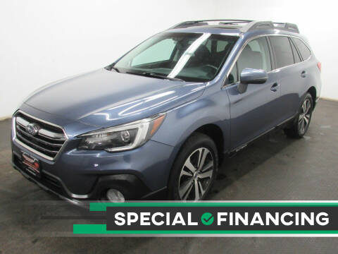 2018 Subaru Outback for sale at Automotive Connection in Fairfield OH