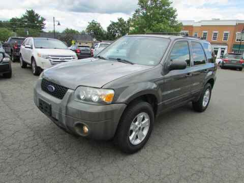 2006 Ford Escape for sale at Purcellville Motors in Purcellville VA