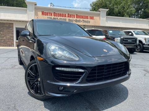 2013 Porsche Cayenne for sale at North Georgia Auto Brokers in Snellville GA