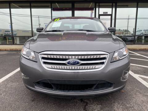 2011 Ford Taurus for sale at East Carolina Auto Exchange in Greenville NC
