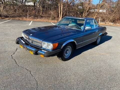1983 Mercedes-Benz 380-Class for sale at Westford Auto Sales in Westford MA
