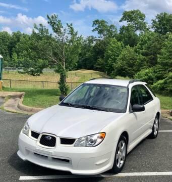 2007 Subaru Impreza for sale at ONE NATION AUTO SALE LLC in Fredericksburg VA