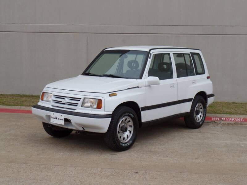 1996 Suzuki Sidekick for sale at CROWN AUTOPLEX in Arlington TX