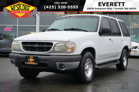 1999 Ford Explorer for sale at West Coast Auto Works in Edmonds WA