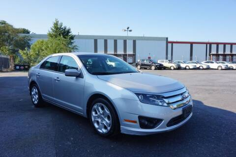 2011 Ford Fusion for sale at I-Deal Cars in Harrisburg PA