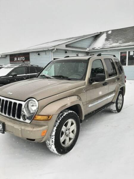 2005 Jeep Liberty for sale at JR Auto in Brookings SD