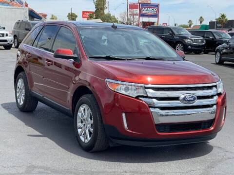 2014 Ford Edge for sale at Brown & Brown Wholesale in Mesa AZ