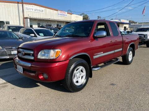 2003 Toyota Tundra for sale at Ricos Auto Sales in Escondido CA