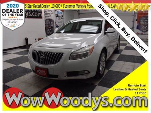 2011 Buick Regal for sale at WOODY'S AUTOMOTIVE GROUP in Chillicothe MO