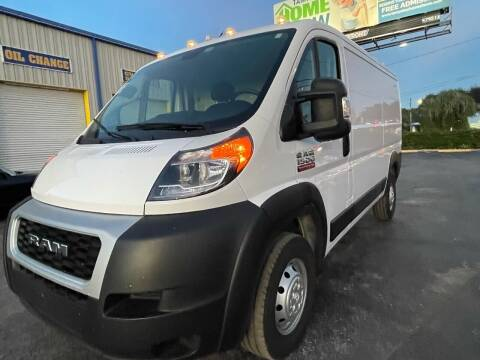 2019 RAM ProMaster Cargo for sale at RoMicco Cars and Trucks in Tampa FL