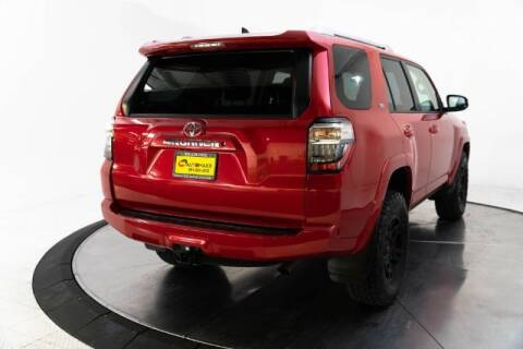 2016 Toyota 4Runner for sale at AUTOMAXX MAIN in Orem UT