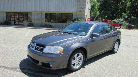 2014 Dodge Avenger for sale at Begleys Automotive Group in Elkhart IN