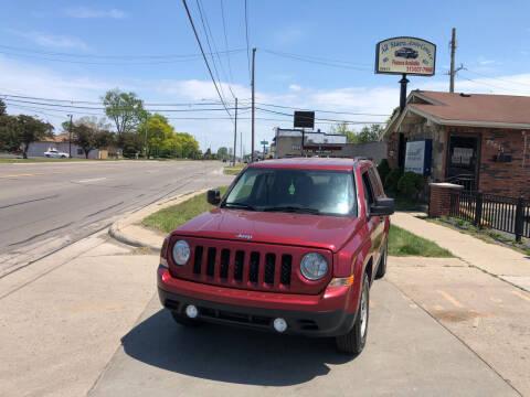 2014 Jeep Patriot for sale at All Starz Auto Center Inc in Redford MI